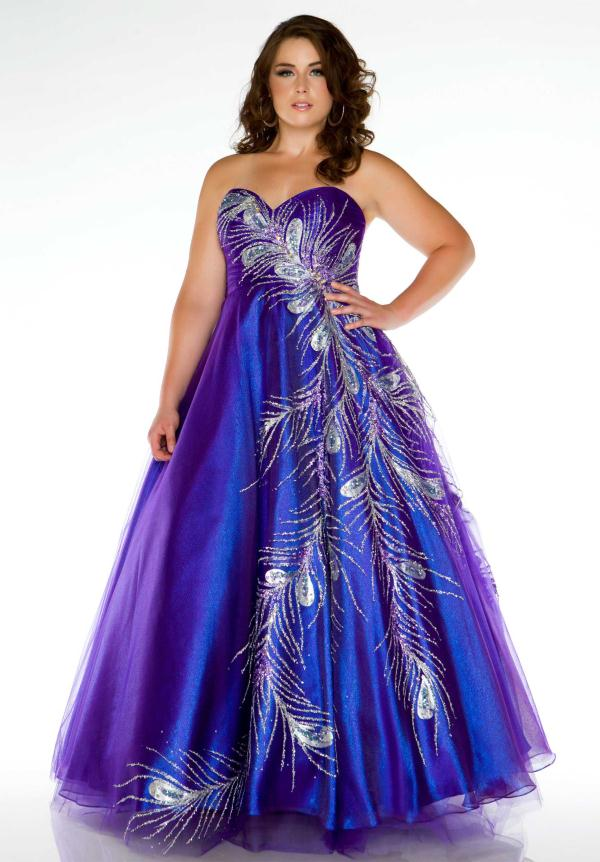 Best Plus Size Dresses Prom Photos - Mikejaninesmith.us ...