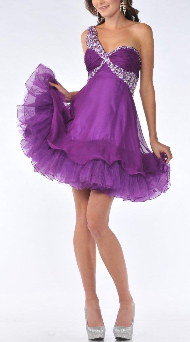 Short Prom Dresses Dressedupgirl Com