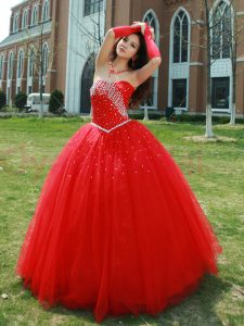 Quinceanera Dresses Red
