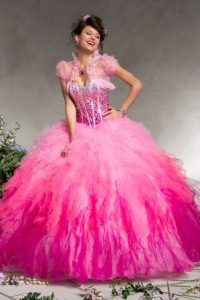 Quinceanera Pink Dresses