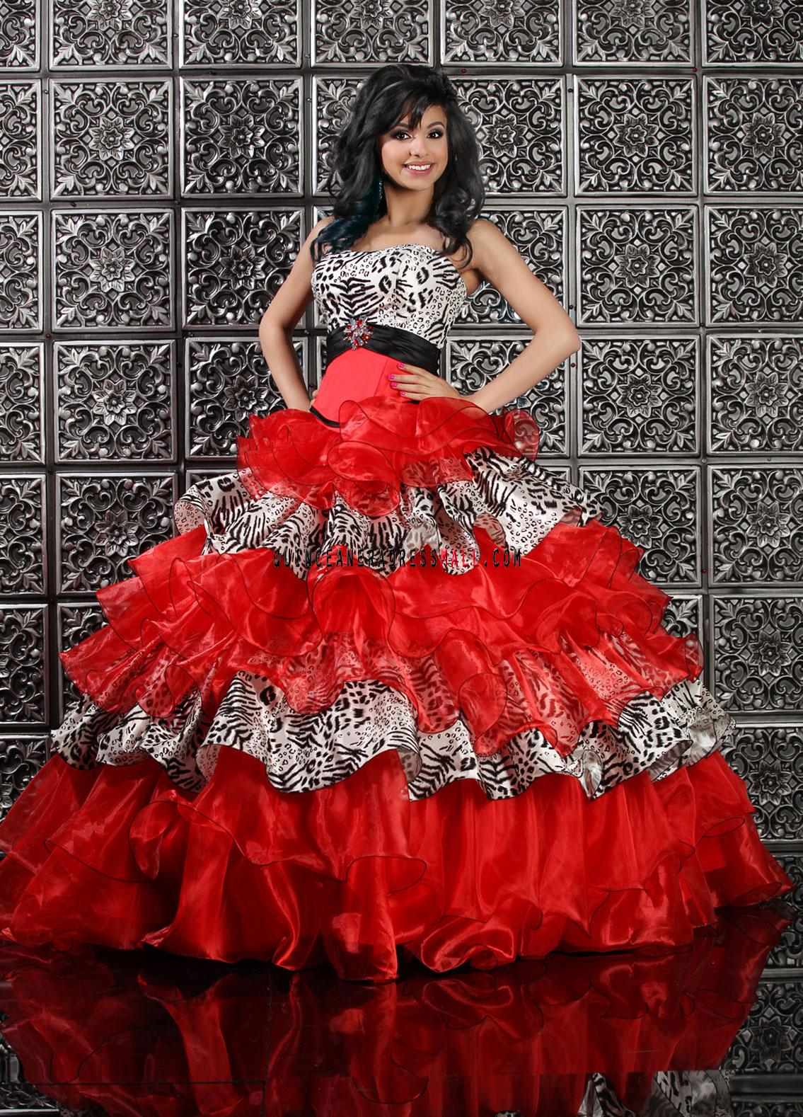 Red Quince Dresses