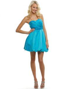 Short Dama Dresses for Quinceanera