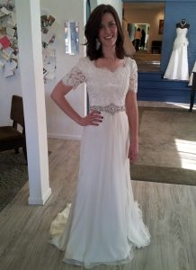 Simple Modest Wedding Dresses