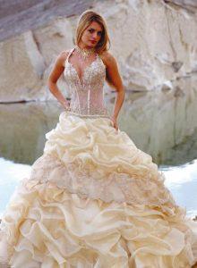 Wedding Dress Beach