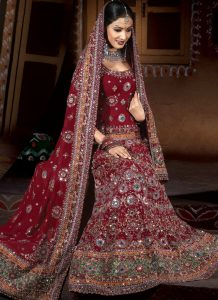 Wedding Dress Indian