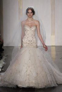 Wedding Dress Lazaro