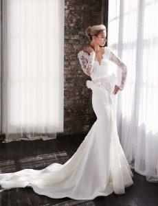 Wedding Dress Long Sleeve