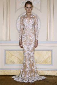 Wedding Dress Long Sleeve Lace