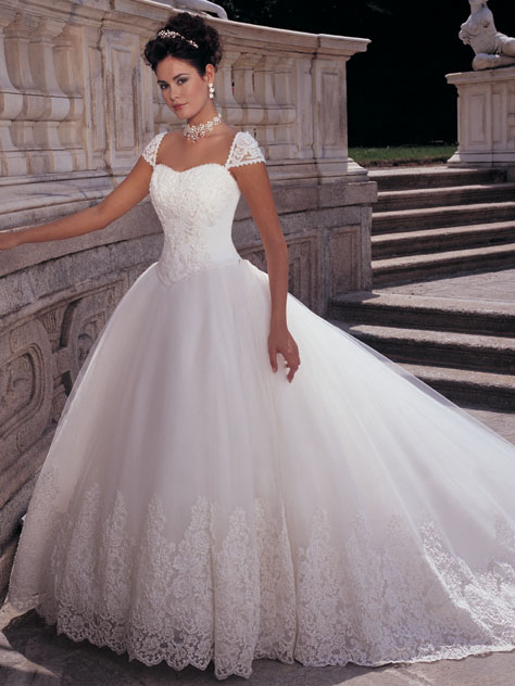 Princess Wedding Dresses | Dressed Up Girl