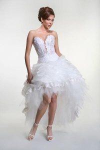 Wedding Dress Short