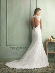 Wedding Dresses Backless