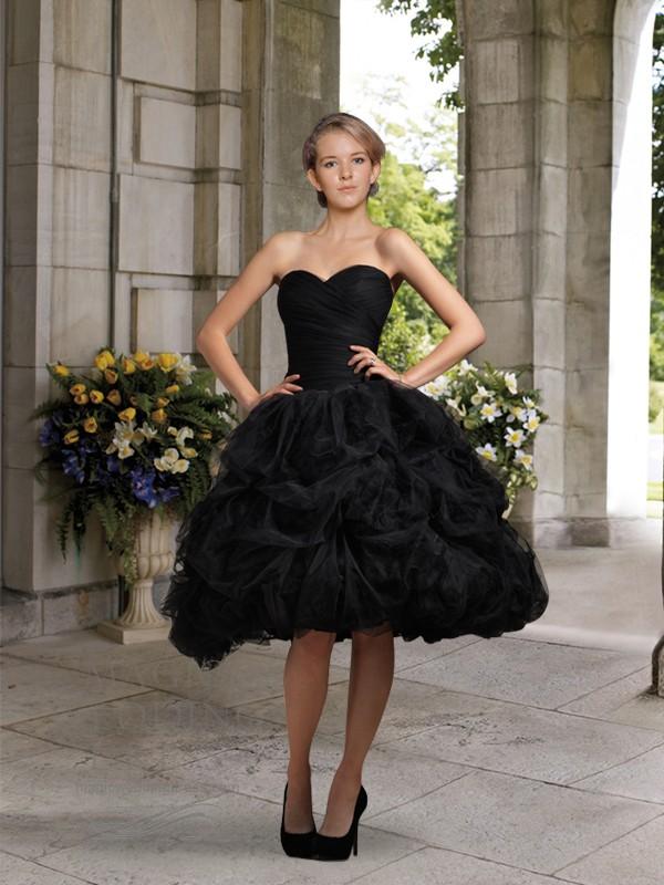 Black Wedding Dresses - Dressed Up Girl