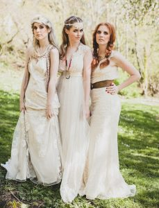 Wedding Dresses Bohemian