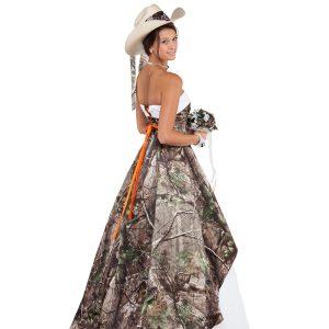 Wedding Dresses Camo