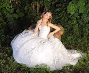 Wedding Dresses Disney