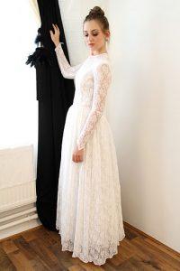 Wedding Dresses Long Sleeve Lace
