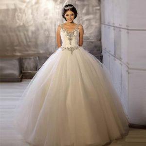 Wedding Dresses Princess Style