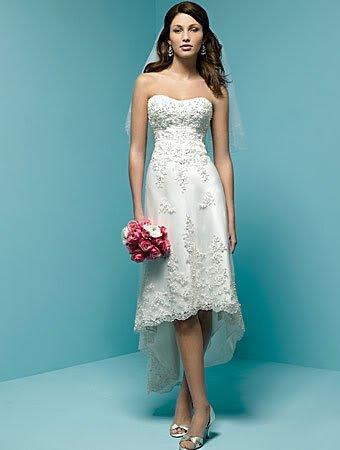Short Wedding Dresses | Dressed Up Girl