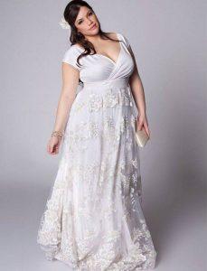 Wedding Dresses for Plus Size Women