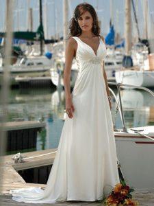Wedding Dresses for a Beach Wedding