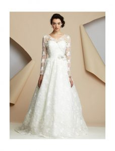 Wedding Dresses with Long Sleeves