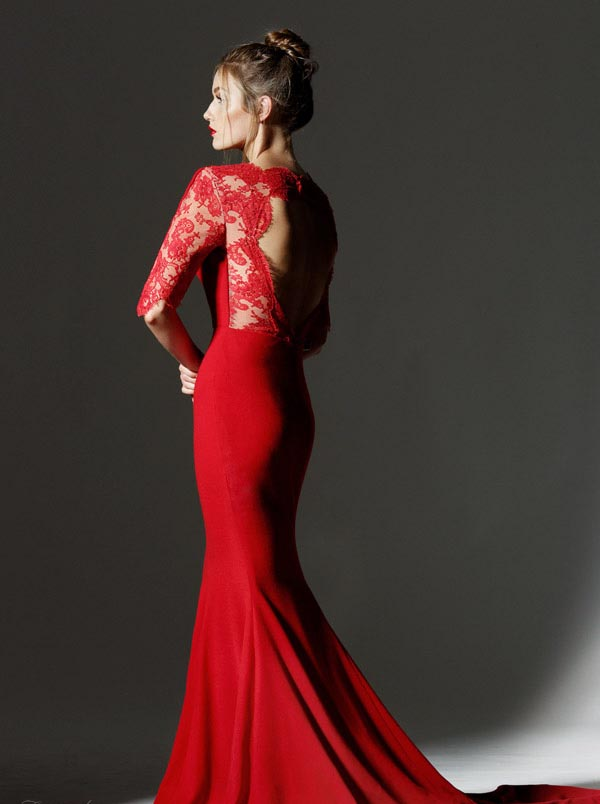 Red wedding dresses dressed up girl wedding dresses with red junglespirit Images