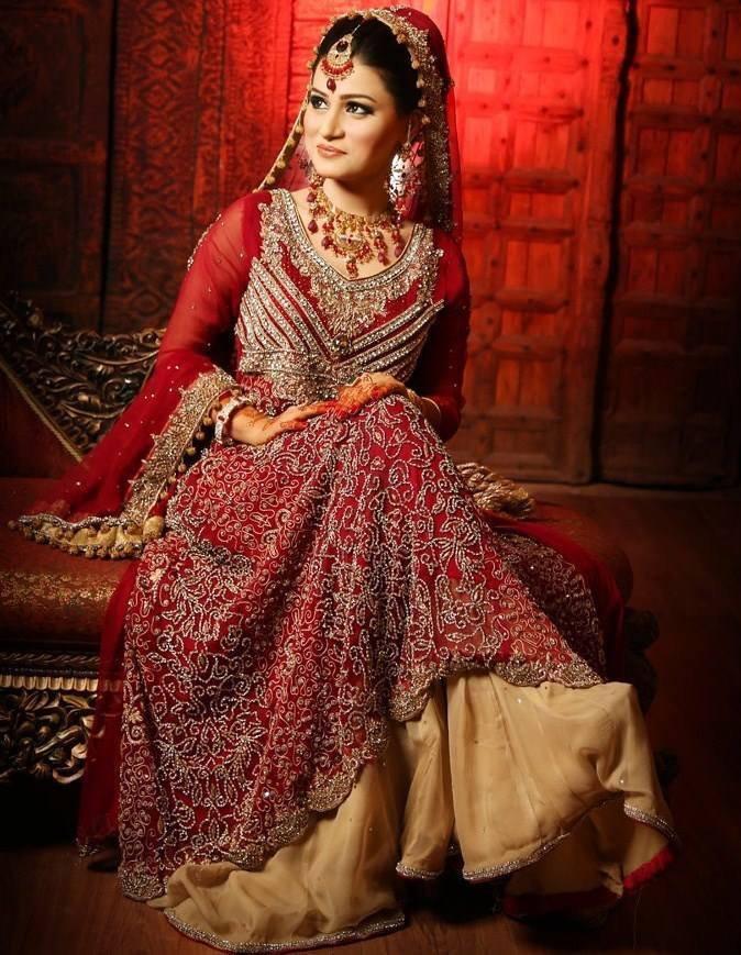 Model  Marriage Indian Marriage Dresses 2013  Indian Wedding Dresses 2014