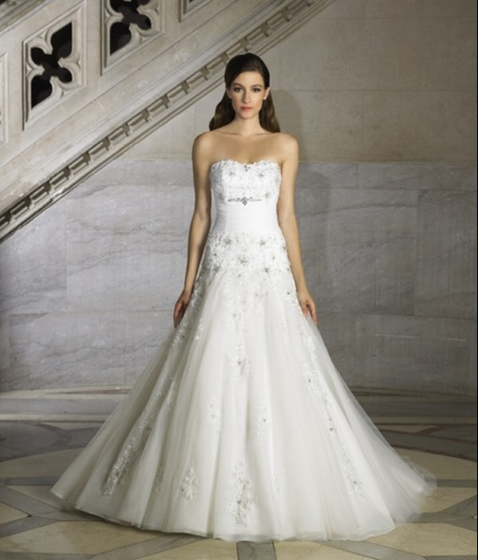 strapless designer wedding dresses strapless wedding dresses dressed