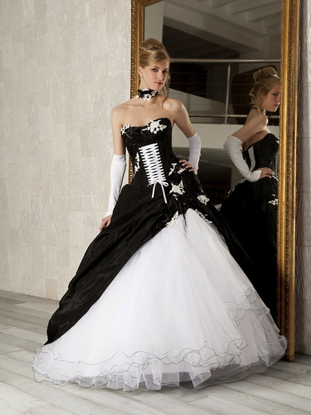 Wedding Dresses with Black – fashion dresses