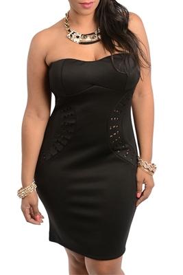 Plus Size Club Dresses | Dressed Up Girl
