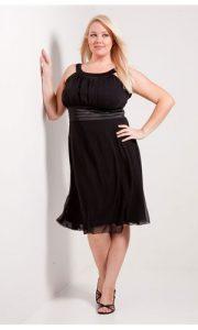 Black Plus Size Dresses