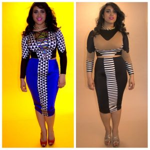 Bodycon Dress Plus Size