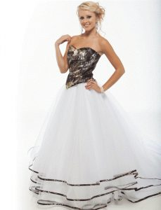 Camo Prom Dresses Pictures
