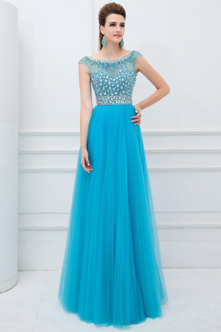 Prom Dresses With Sleeve - Boutique Prom Dresses