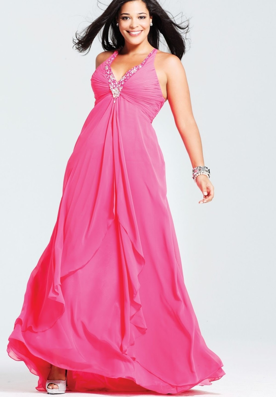 Plus Size Formal Dresses | Dressed Up Girl