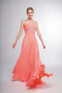Coral Dresses for Prom