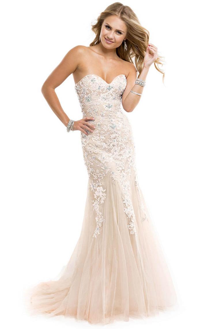 Corset Prom Dresses | DressedUpGirl.com