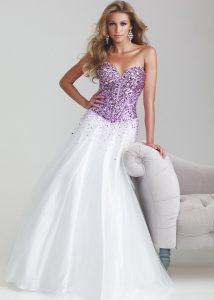 Corset Top Prom Dresses
