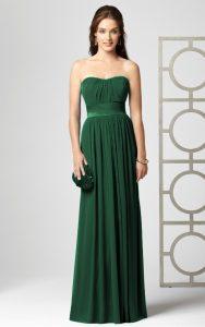 Dark Green Prom Dresses