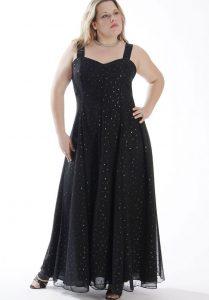 Evening Dress Plus Size