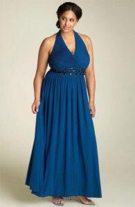 Evening Dresses Plus Size Women