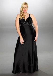 Evening Dresses for Plus Size