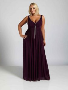 Evening Dresses for Plus Size Women