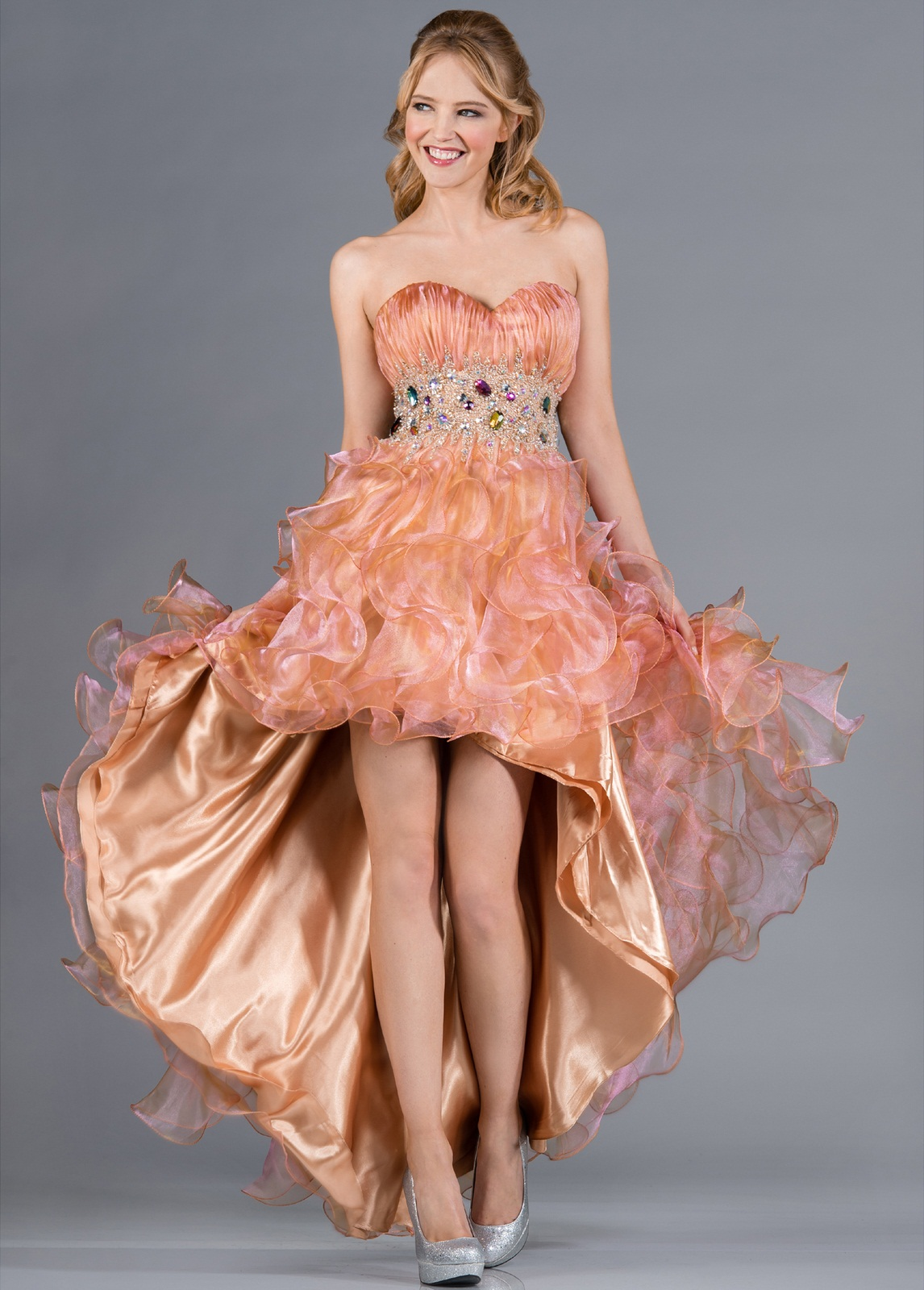 High Low Prom Dresses Dressedupgirl Com