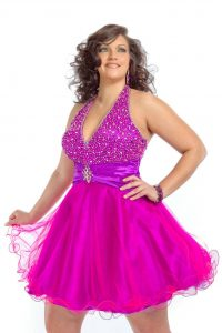 Homecoming Dresses for Plus Size Girls