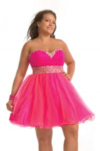 Homecoming Plus Size Dresses