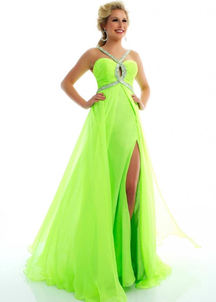 Debs Long Dresses Mint Green