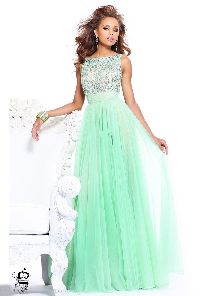 Long Prom Dresses - Dressed Up Girl