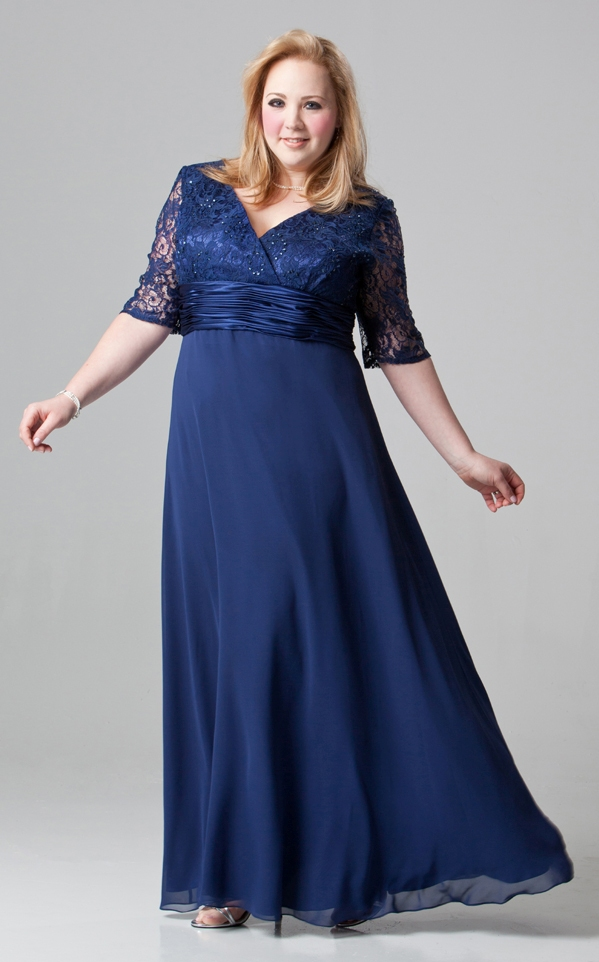Mother Of The Bride Dresses Long Plus Size 4