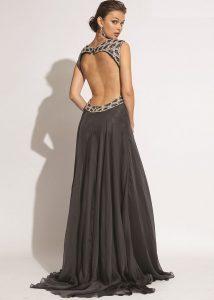 Open Back Dresses Prom